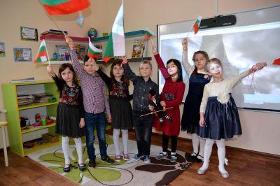 Пролетни празници - ЧДГ Чебурашка - град Варна