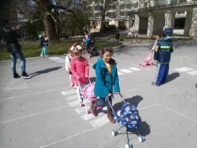 Обучение - ЧДГ Чебурашка - град Варна