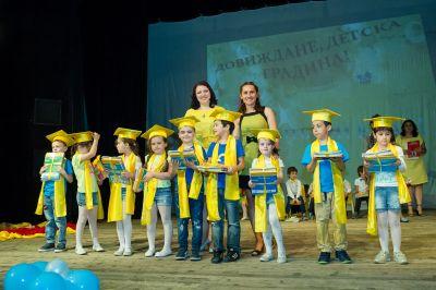 Концерт 2019 - ЧДГ Чебурашка - град Варна