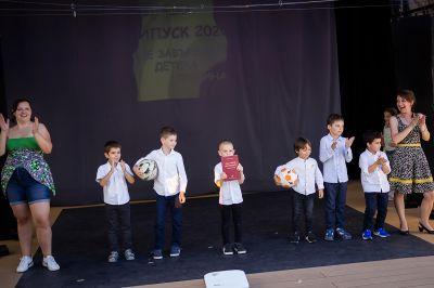 Празничен концерт на випуск 2020 г. - ЧДГ Чебурашка - град Варна