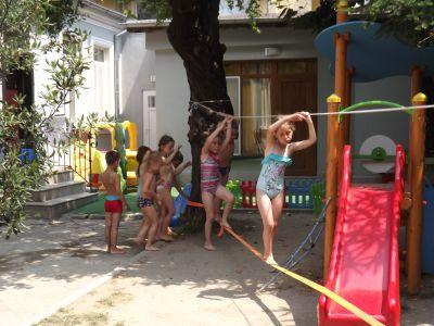 Летни игри - ЧДГ Чебурашка - град Варна
