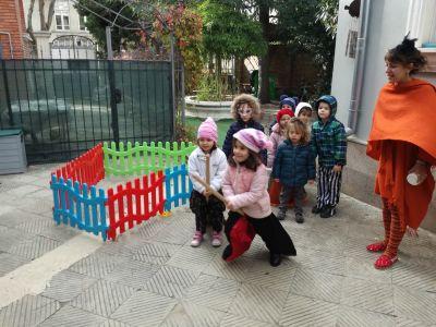 Хелоуин - ЧДГ Чебурашка - град Варна